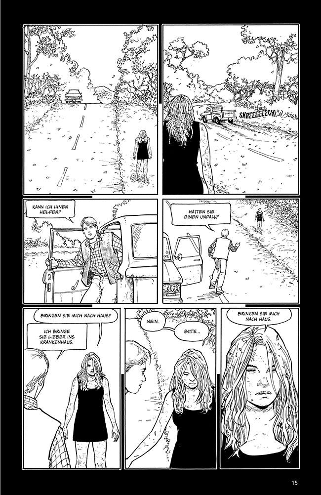 Rachel Rising 1:  Tochter des Todes